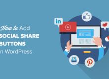 Chia sẻ nút share HTML mạng xã hội