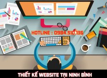 Top 5 công ty thiết kế website uy tín chuyên nghiệp tại Ninh Bình