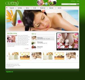 website-tham-my-spa