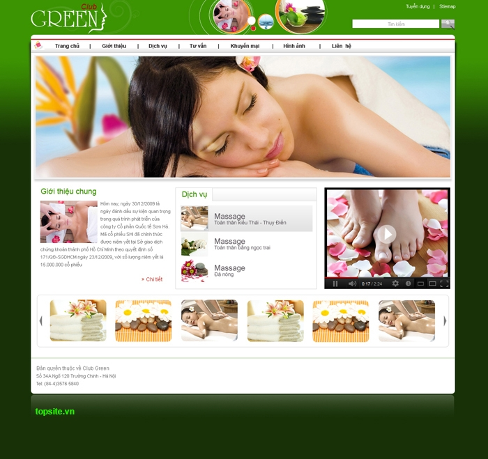 website-tham-my-spa