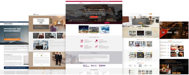Lợi ích vàng của thiết kế website